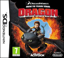 how to train your dragon gba